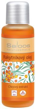 Saloos Bio olejový extrakt - Rakytníkový 125ml