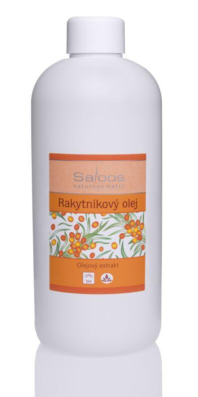 Saloos Bio olejový extrakt - Rakytníkový 500ml
