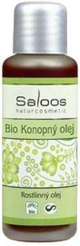 Saloos Bio Rostlinný olej Konopný 125ml