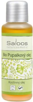 Saloos Bio Rostlinný olej Pupálkový 125ml