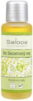 Saloos Bio Sezamový olej 125ml