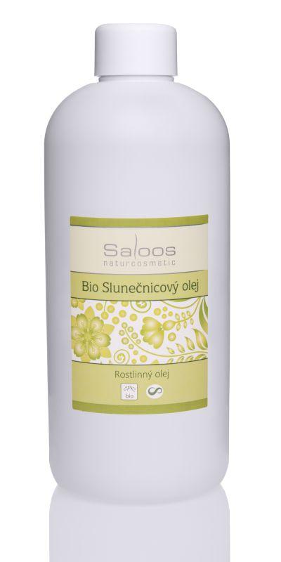 Saloos Bio Slunečnicový olej 250ml