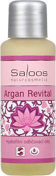 Saloos Hydrofilní odličovací olej - Argan Revital 250ml