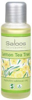 Saloos Hydrofilní odličovací olej - Lemon Tea tree 250ml