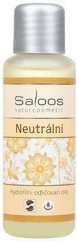 Saloos Hydrofilní odličovací olej - Neutrální 500ml