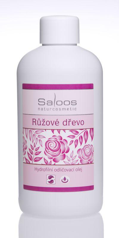 Saloos Hydrofilní odličovací olej - Růžové dřevo 250ml
