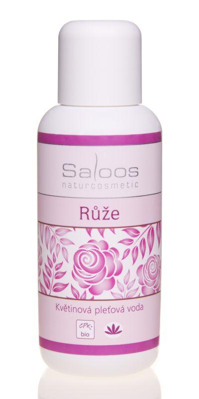 Saloos Květinová pleťová voda - Růže 500ml