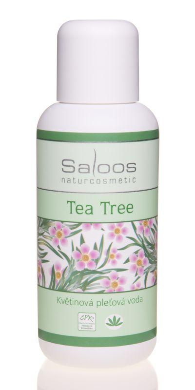Saloos Květinová pleťová voda - Tea tree 500ml