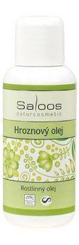 Saloos Rostlinný olej Hroznový-rafinovaný 125ml
