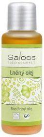 Saloos Rostlinný olej Lněný 250ml