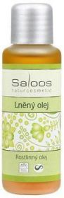 Saloos Rostlinný olej Lněný 500ml