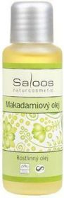 Saloos Rostlinný olej Makadamiový 125ml
