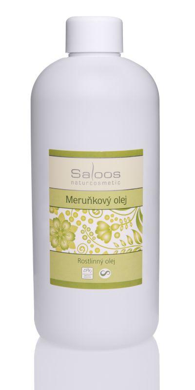 Saloos Rostlinný olej Meruňkový 500ml