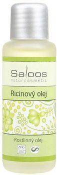 Saloos Rostlinný olej Ricinový 125ml