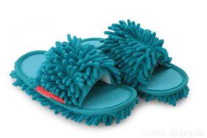 Úklidové botky dětské  - tyrkysové vel. 31-35