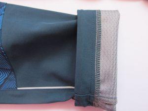 Softshellové kalhoty Wolf (bez fleesu), petrolejové