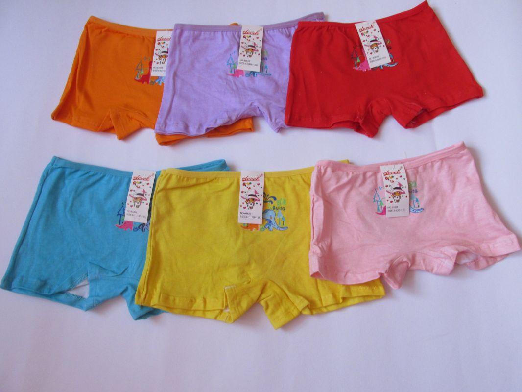 Dívčí spodní kalhotky s nohavičkou - DINO, vel. 3-5let Elevek