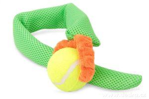 Házedlo-aportovací hračka pro psy zelené Dedra