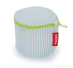Košíček na praní podprsenek, sendvičová síťovina