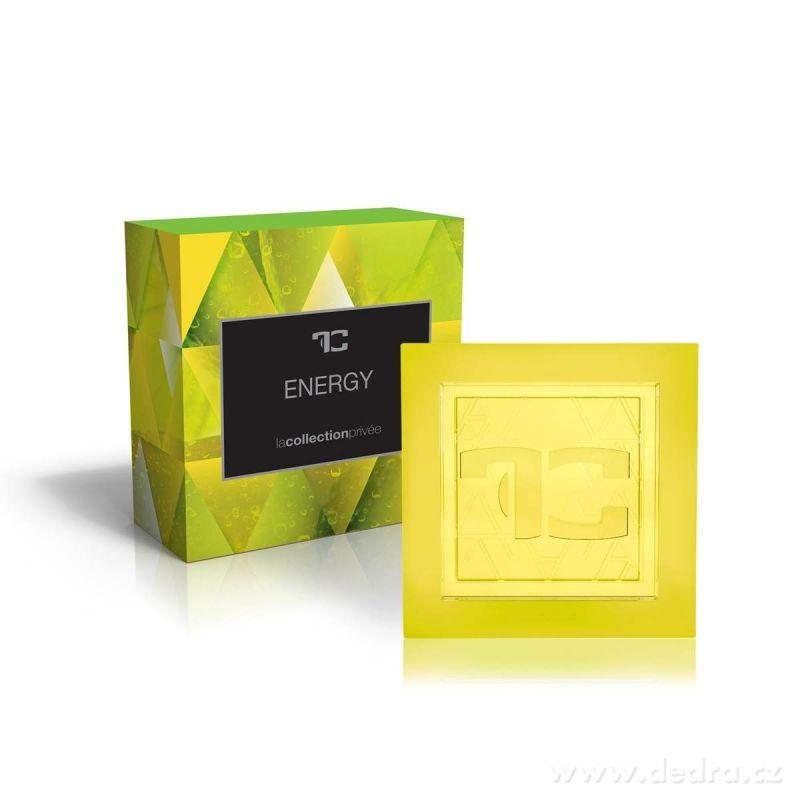 Přírodní glycerinové mýdlo Energy 90g Dedra
