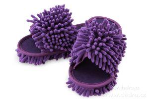 Úklidové botky - fialové vel. 36-40