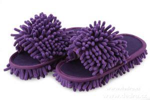 Úklidové botky - fialové vel. 36-40 Dedra