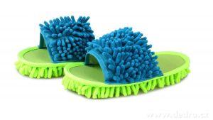 Úklidové botky - zeleno-tyrkysové vel. 41-45