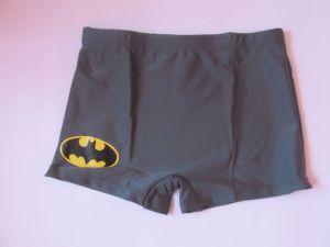 Chlapecké plavky Batman šedé