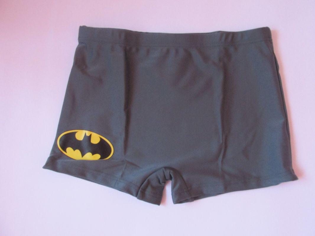Chlapecké plavky Batman šedé Setino