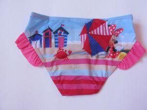 Dívčí plavky Minnie růžové DISNEY