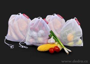 Ekopytlík/ekosáček na potraviny 4ks
