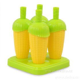 Nanukátor - forma na nanuky kukuřice (4ks) Dedra