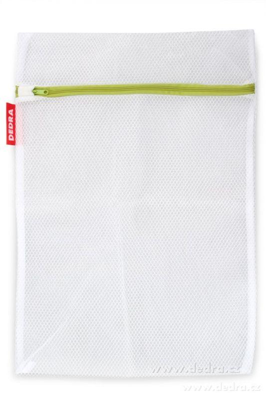 Sáček na praní jemného prádla se zipem 35x50cm Dedra