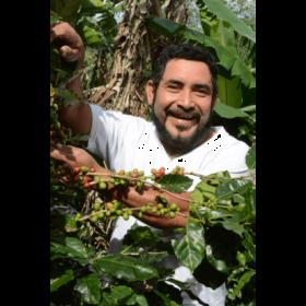 Zelená káva a kardamom bio 54g porc. Sonnentor, nepražená káva z Nikaragui