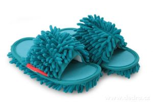 Úklidové botky dětské  - tyrkysové vel. 36-40