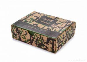 Bambusová párátka GoEco 500ks v papírové krabičce Dedra