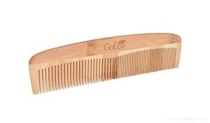 Bambusový hřeben na vlasy GoEco 20cm