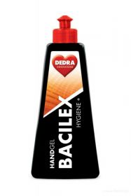 Čisticí gel na ruce BACILEX s vysokým obsahem alkoholu 500ml