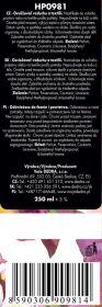 Osvěžovač vzduchu - Lila fashion 250ml Dedra