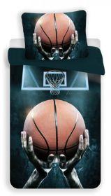 Povlečení bavlna fototisk - Basketball 140x200  90x70