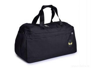 Sportovní taška SPORT & WEEKENDER REBELITO černá Dedra