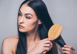 Velký bambusový kartáč na vlasy GoEco 23cm Dedra