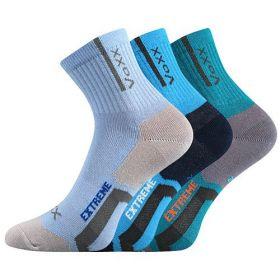 Chlapecké sportovní ponožky Josífek mix C - 3 páry