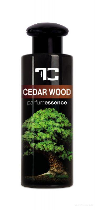PARFUM ESSENCE cedar wood, parfémová esence, 100 ml Dedra