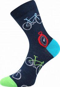 Veselé chlapecké ponožky Boma - 3 páry