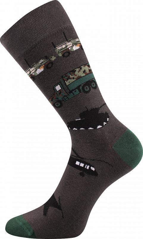 Veselé ponožky ARMY Lonka