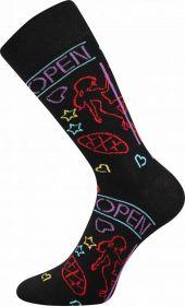 Veselé ponožky BAR Lonka