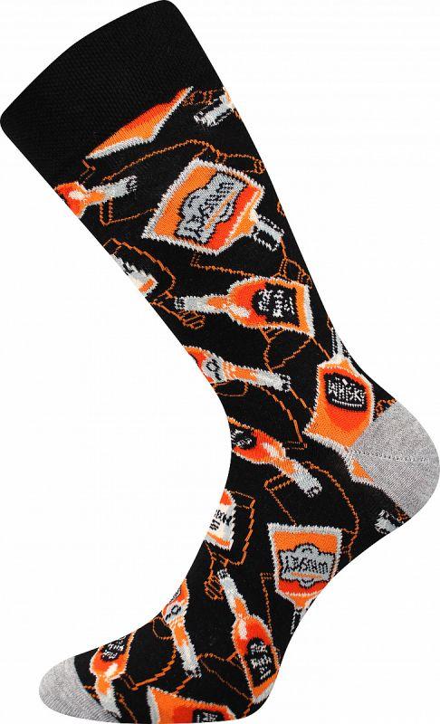 Veselé ponožky KOŘALKA Lonka