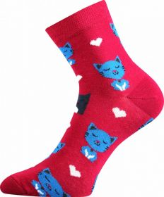 Veselé ponožky XANTIPA. Boma Kočka