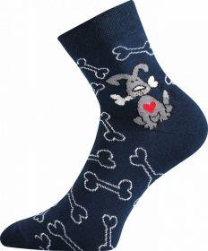Veselé ponožky XANTIPA. Boma Pejsek